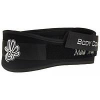 MadMax Пояс MadMax MFB 313 (черный)