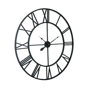 Часы настенные металлические в стиле ретро  - Milano 100, фото 2