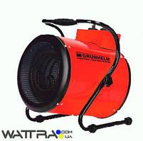 ⭐️ Обогреватель (5 кВт) Grunhelm GPH 5R электрический (380V)