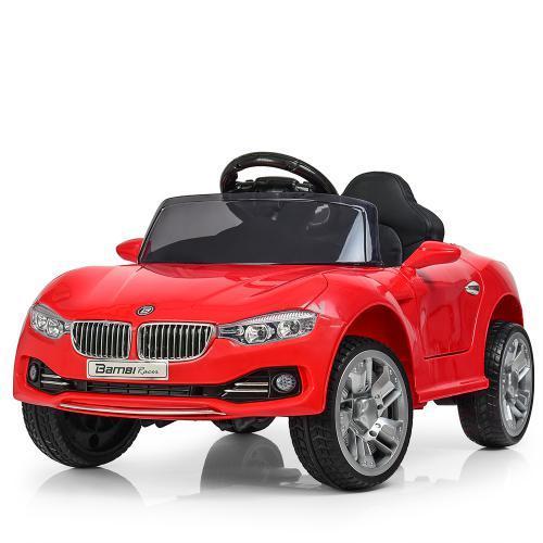 Детский электромобиль M 3175EBLR-3 красный