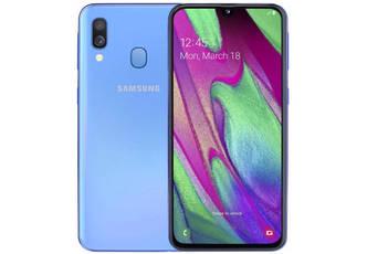 Samsung Galaxy A40 64Gb (A405F) Blue 1 год гарантии официал
