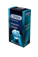Презервативи Long Love Contex с антисептиком 6 уп. по 12 шт (LL-0612)