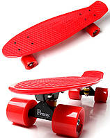 Penny Board. Classic.Red.