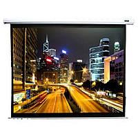 Проекционный экран ELITE SCREENS ELECTRIC100V 200 x 150 White