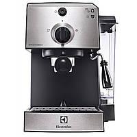 Кофеварка ELECTROLUX EEA111 Серый с черным