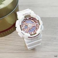 Наручные часы Casio Baby-G GA-110 GA-110 Light Pink