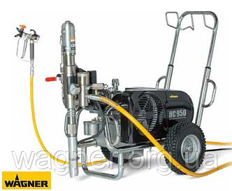 Гидропоршневой агрегат HeavyCoat 950 E (электрический привод)