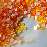 Стразы Xirius Crystals, цвет Neon Orange, ss20 (4,6-4,8 мм), 100шт