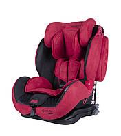 Детское автокресло Coletto Sportivo Isofix Red ( группа 1/2/3 9-36 кг)