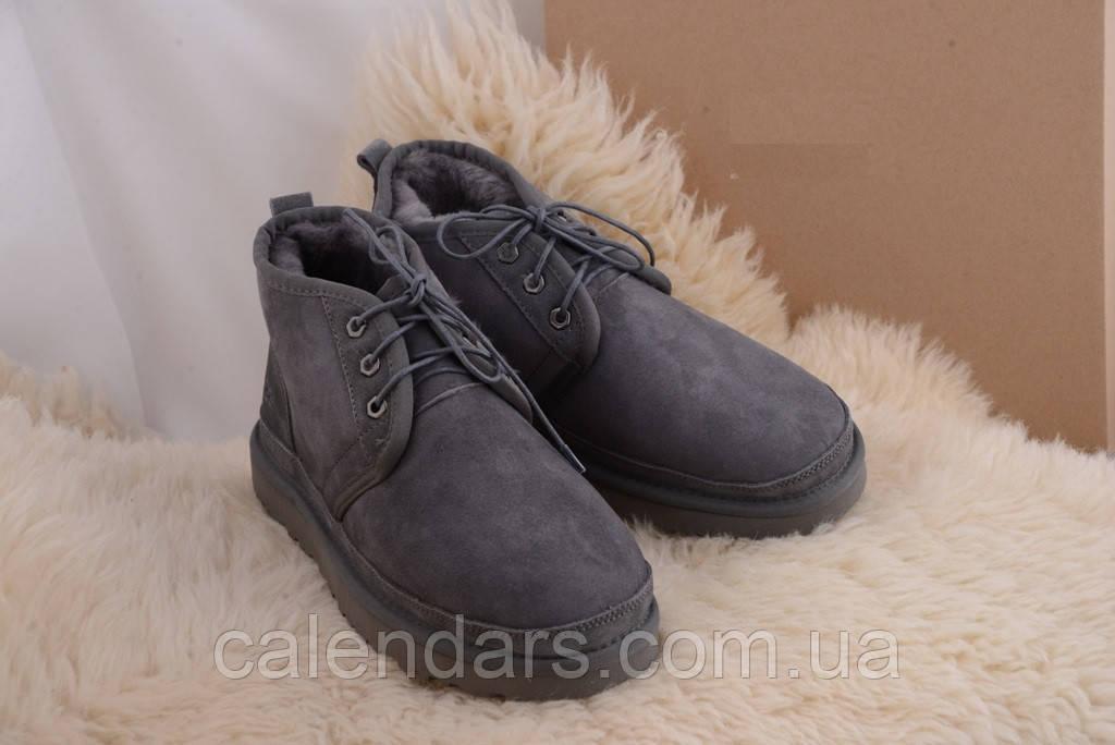 Угги брендовые мужские ботинки