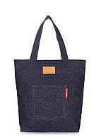 Джинсовая сумка POOLPARTY Arizona, фото 1