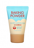 Пенка для глубокой очистки лица ETUDE House Baking Powder B.B Deep Cleansing Foam
