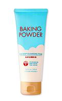Пенка для глубокой очистки лица ETUDE HOUSE Baking Powder Pore Cleansing Foam