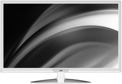 """Телевизор 22"""" JVC LT-22M445W белый (12В и 220В, T2-тюнер)"""