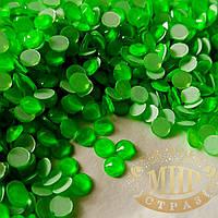 Стразы Xirius Crystals, цвет Neon Green, ss20 (4,6-4,8 мм), 100шт