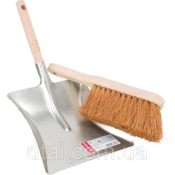 Щётка и совок (набор для уборки), Kramp