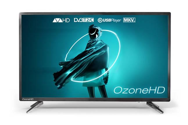 Телевизор плоскопанельный OzoneHD 32HN82T2, фото 2