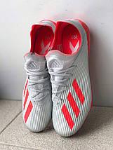 Бутсы Adidas X 19.3 (реплика) 6321, фото 2