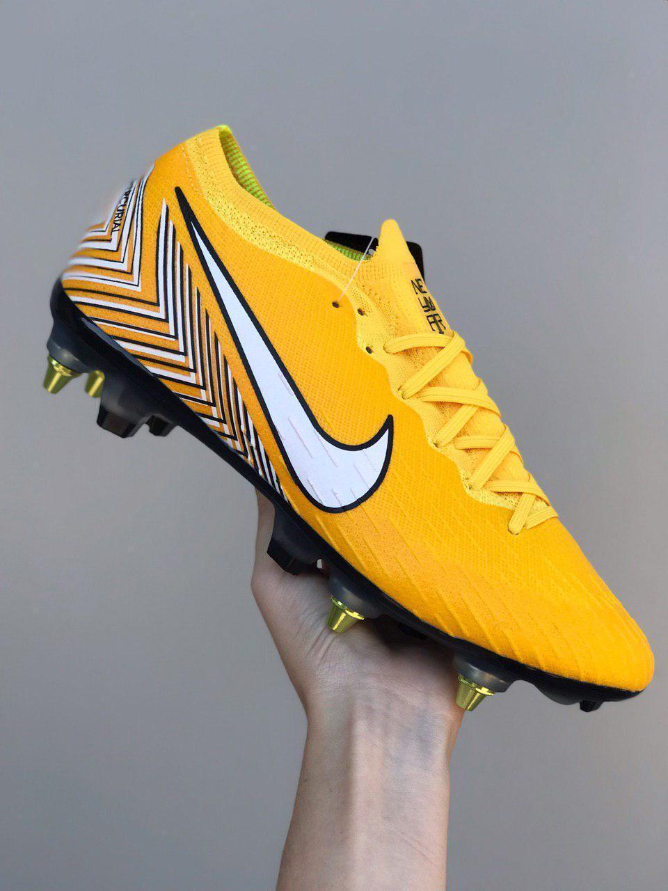 Бутсы Nike Mercurial Vapor Fury (реплика) 3421