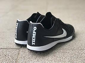 Сороконожки Nike Tiempo (реплика) 5911, фото 3