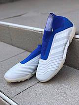 Сороконожки Adidas Predator Tango 18 TF (реплика) 7321, фото 2