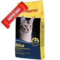 Сухой корм для котов JosiCat Ente & Fisch 10 кг