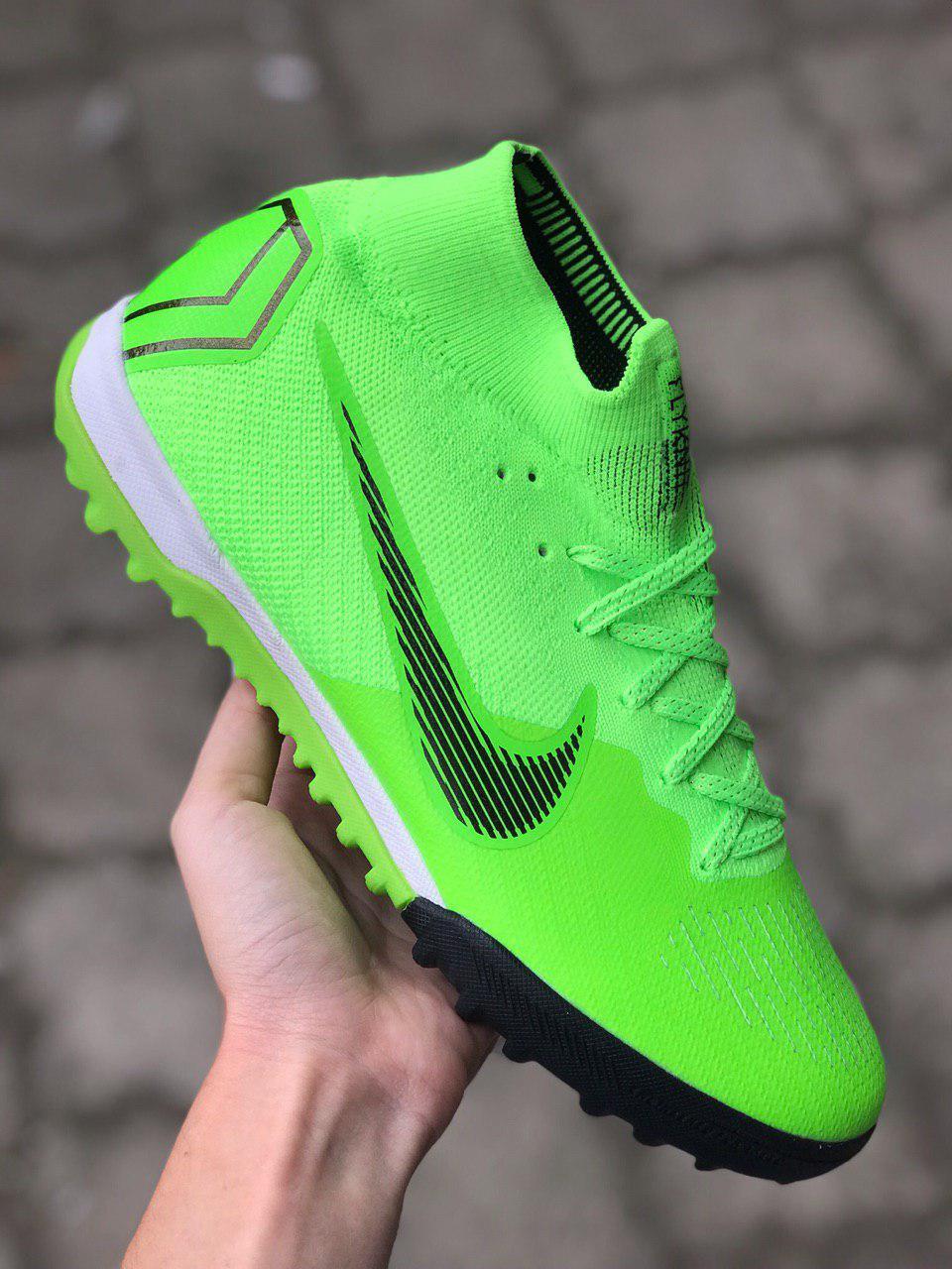 Сороконожки Nike Mercurial c носком (реплика)3111