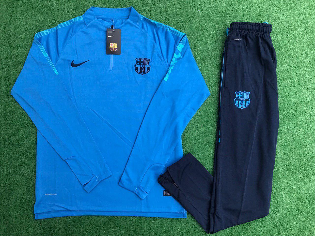 Спортивный (тренировочный) костюм Nike FC Barselona (реплика)
