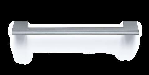 Ручка мебельная D-1005-224 MOC матовый старый хром