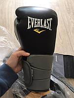 Профессиональные Боксерские перчатки Everlast Protex 3 Gel 762149-03