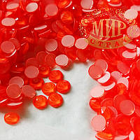 Стразы Xirius Crystals, цвет Neon Red, ss20 (4,6-4,8 мм), 100шт