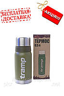 Термос Tramp TRC-030-olive 0.5 л (Оливковый)