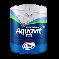 Vitex Aquavit Eco W. Based En. Paint -  Satine white 750мл