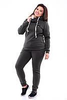 Женский теплый спортивный костюм  ОС910-1 (бат), фото 1