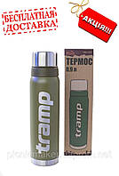 Термос Tramp Expedition Line TRC-027-olive 0.9 л (Оливковый)