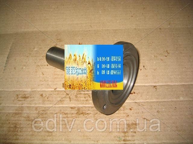 Крышка подшипника первичного вала ГАЗ 3302 фланец (пр-во ГАЗ) 330242-1701040