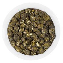 Китайский зелёный чай Хуа Лун Чжу (Жасминовая Жемчужина Дракона)