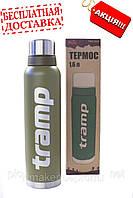 Термос Tramp TRC-029-olive 1.6 л (Оливковый)