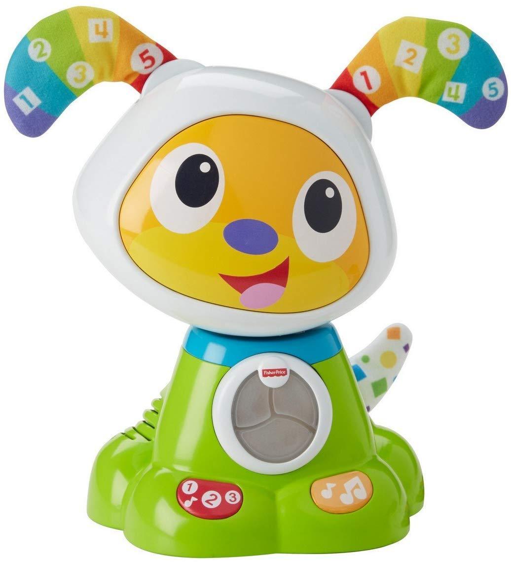 Інтерактивна іграшка Bebo The Robot - Fisher-Price