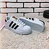 Кроссовки женские Adidas Superstar (реплика) 0004 ⏩ [ 36,37,38,39,40 ], фото 3