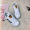 Кроссовки женские Adidas Superstar (реплика) 0004 ⏩ [ 36,37,38,39,40 ], фото 4