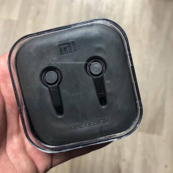 Вакуумні навушники Xiaomi Piston Mi5 in-ear headphones провідні спортивні з мікрофоном