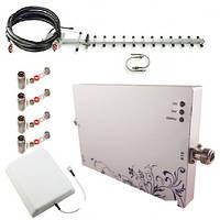 Репитер усилитель сигнала мобильной связи GSM 900 mHz для дома, фото 1