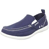 Туфли - мокасины Crocs Men's Walu Loafer 39-40 размера (M7), фото 1