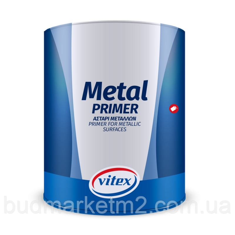 Vitex Metal Primer for Glossary Surfaces 750 мл