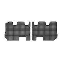 Коврики Frogum Hyundai Santa Fe III от 2015 для 2 ряда резиновые (546528)