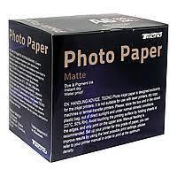 Фотобумага Tecno Premium Photo Paper CB A6 230g 500 штук Matte