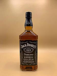 Виски Jack Daniel's Original 1L Джек Дэниелс 1л