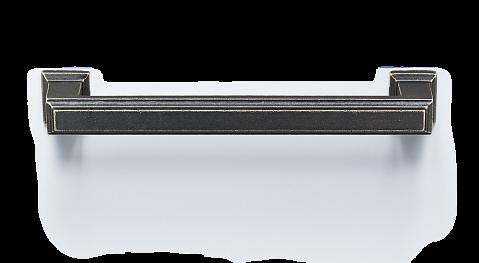 Ручка мебельная D-1010-96 MBAB матовая темная античная бронза