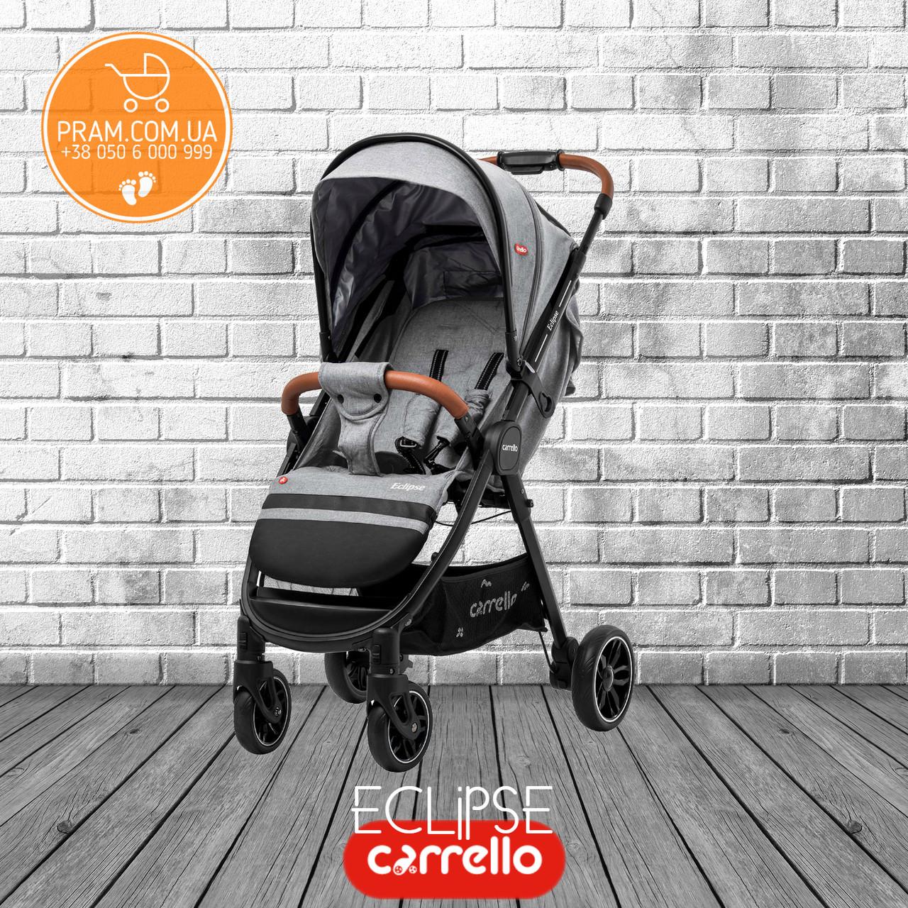 CARRELLO ECLIPSE CRL-12001 Len прогулочная коляска Mosaic Gray Светло-серый